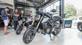 Xem thêm ảnh Honda CB650R 2019