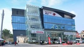 Toyota Việt Nam khai trương đại lý thứ 56 tại miền Trung