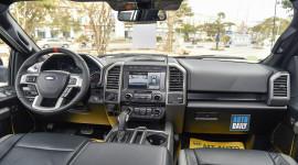 Chi tiết nội thất Ford F-150 Raptor 2018 giá hơn 4 tỷ đồng