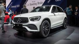 Ảnh thực tế Mercedes-Benz GLC 2020 vừa ra mắt