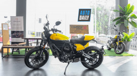 Ngắm Ducati Scrambler Full Throttle 2019 và Scrambler Icon 2019