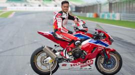 Honda Asia-Dream Racing SHOWA tranh tài tại hạng mục 1.000cc mùa giải ARRC 2019