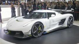 Top 5 hypercar sở hữu sức mạnh 'khủng' nhất tại Geneva 2019