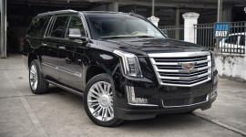 Cadillac Escalade ESV Platinum 2019 giá khoảng 10 tỷ về VN