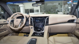 Ảnh chi tiết Cadillac Escalade ESV Platinum 2019 giá hơn 10 tỷ