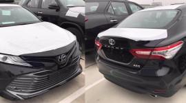 Toyota Camry 2019 nhập khẩu chính hãng về Việt Nam