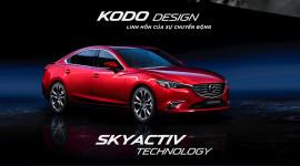 Mazda6 ưu đãi đến 35 triệu đón Lễ hội hoa anh đào