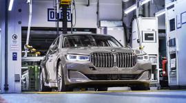 BMW 7 Series 2020 chính thức đi vào sản xuất