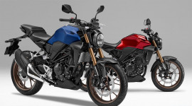 Honda CB250R 2019 có thêm màu mới có giá gần 5.000 USD