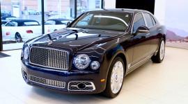 Bentley triệu hồi 1.059 xe Mulsanne vì lỗi dây đai ai toàn