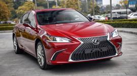 Chi tiết Lexus ES 250 2019 giá 2,5 tỷ đồng tại Việt Nam