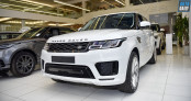 Ảnh chi tiết Range Rover Sport HSE 2019 giá 6,8 tỷ đồng