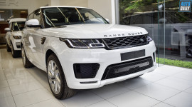 Chi tiết Range Rover Sport HSE 2019 chính hãng giá 6,8 tỷ đồng