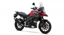 Suzuki V-Strom 1000 2019 trình làng, cạnh tranh Ducati Multistrada