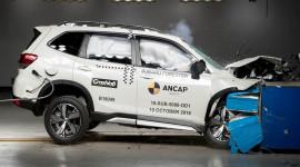 Subaru Forester 2019 đạt tiêu chuẩn an toàn 5 sao ANCAP