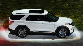 """Ford Explorer 2020 được trang bị lốp tự vá, xóa tan nỗi ám ảnh """"đinh tặc"""""""