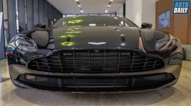 """Xem thêm ảnh """"siêu xe"""" Aston Martin DB11 V8 hoàn toàn mới"""