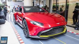 Chi tiết Aston Martin Vantage V8 chính hãng giá 15 tỷ tại Việt Nam