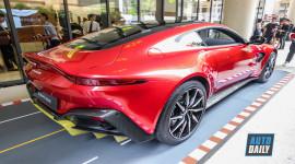 Xem thêm ảnh Aston Martin Vantage V8 có giá gần 15 tỷ ở Việt Nam