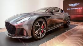 Aston Martin DBS Superleggera ra mắt tại ĐNÁ, giá khoảng 21 tỷ