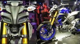 Yamaha MT-15 2019 có thêm phiên bản Samurai, giá 1.965 USD