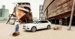 Bentley Bentayga phiên bản đặc biệt chỉ có 5 chiếc dành cho đại gia vùng Vịnh
