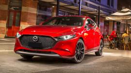 Mazda3 Sedan 2019 phiên bản đắt nhất có giá 30.940 USD