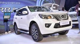 Nissan Terra giảm giá gần 30 triệu đồng