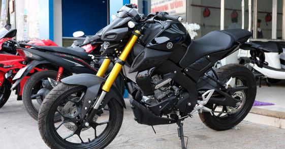 Yamaha MT-15 2019 về Việt Nam, giá 79 triệu đồng