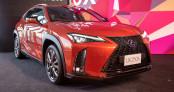 Lexus UX hoàn toàn mới ra mắt tại Thái, giá từ 1,82 tỷ đồng