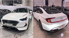 Hyundai Sonata 2020 ra mắt tại Hàn Quốc, đã có 12.000 đơn đặt hàng
