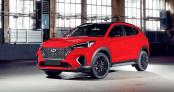 Ra mắt Hyundai Tucson N Line với thiết kế đậm chất thể thao