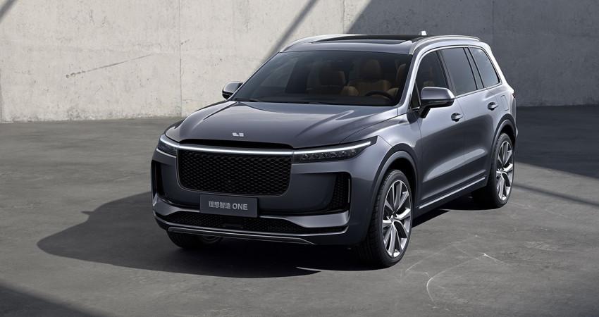 SUV 6 chỗ ngồi của Trung Quốc giá 60.000 USD, thiết kế ấn tượng