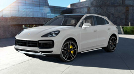 Porsche Cayenne Turbo Coupe 2020 giá cao nhất gần bằng Urus