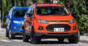 Ford Ecosport: Chiếc SUV phù hợp cho mọi cung đường