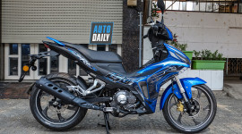 Video: Benelli RFS 150i 2019 giá 40 triệu về Việt Nam, quyết đấu Yamaha Exciter