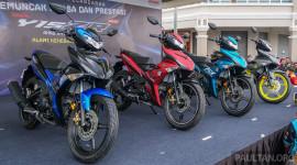 Yamaha Exciter 150 2019 bắt mắt hơn với bộ áo mới