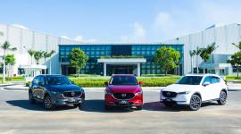 Doanh số CX-5 vượt mốc 40.000 xe, Mazda VN ưu đãi khủng cho khách hàng