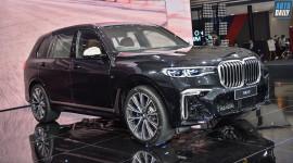 """Khám phá chi tiết """"khủng long"""" BMW X7 2019 tại Bangkok Motor Show"""