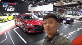 Bangkok Motor Show 2019: Đánh giá nhanh Toyota Camry sắp ra mắt tại Việt Nam