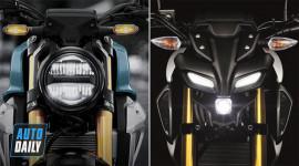 100 triệu, chọn Honda CB150R 2019 nhập chính hãng hay Yamaha MT-15 2019 nhập tư nhân?