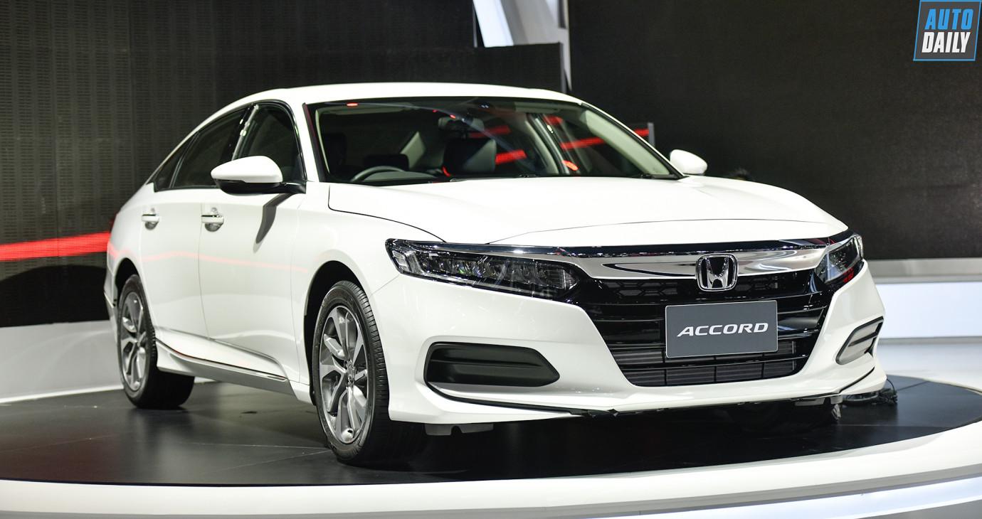 Diện kiến Honda Accord 2019 - đối thủ Toyota Camry sẽ về Việt Nam