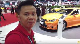 Bangkok Motor Show 2019: Chi tiết Lexus RC 300