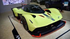 Diện kiến Siêu xe triệu đô Aston Martin Valkyrie AMR Pro mạnh 1.100hp
