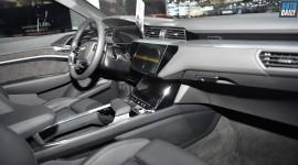 Ảnh chi tiết Audi E-tron 2019 tại bangkok Motor Show