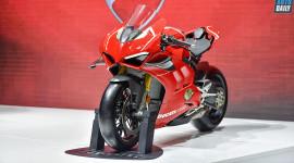 Chiêm ngưỡng Ducati Panigale V4 R 2019 nếu về VN giá khoảng 1,8 tỷ