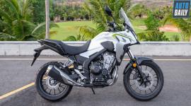 Chi tiết Honda CB500X 2019 giá hơn 187 triệu tại Việt Nam