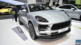 Cận cảnh Porsche Macan 2019 tại triển lãm Bangkok, chờ ngày về Việt Nam