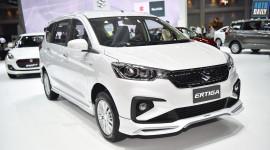 Suzuki Ertiga mới giá từ 478 triệu đồng tại Thái Lan, hứa hẹn về Việt Nam trong quý II/2019