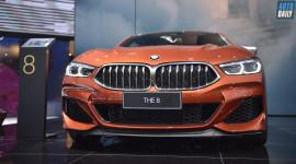 Ảnh chi tiết BMW M850i 2019 giá 9,5 tỷ tại Thái Lan